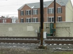 SEPTA Graffiti Removal: 2/14/12 - Devon Wall