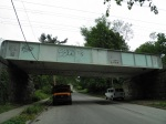 SEPTA R8 Bridge over Cherokee St