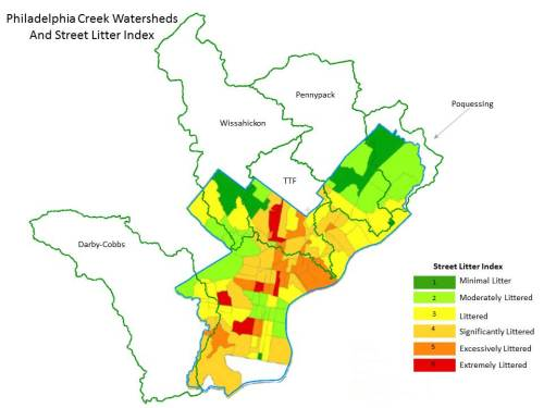 Phl_creek_watersheds_Litter_index