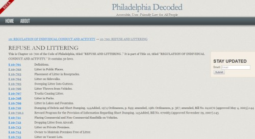 philly_code