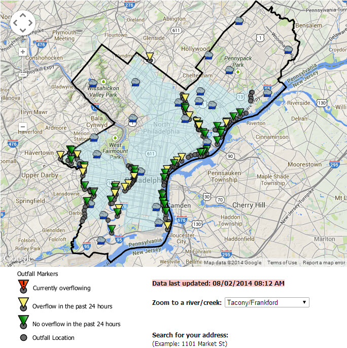 Philadelphia storm water | Environmental Challenges | Page 2