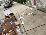311 Photo District 8: Trash & Litter