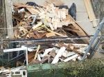 Construction Debris Dumping