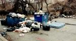 Dumping Around Dumpster