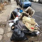 Residential Trash Dumping