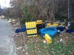 Commercial Trash Dumping